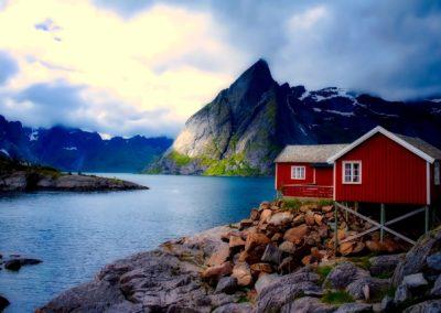 NORWEGIA – DANIA: W ojczyźnie Wikingów
