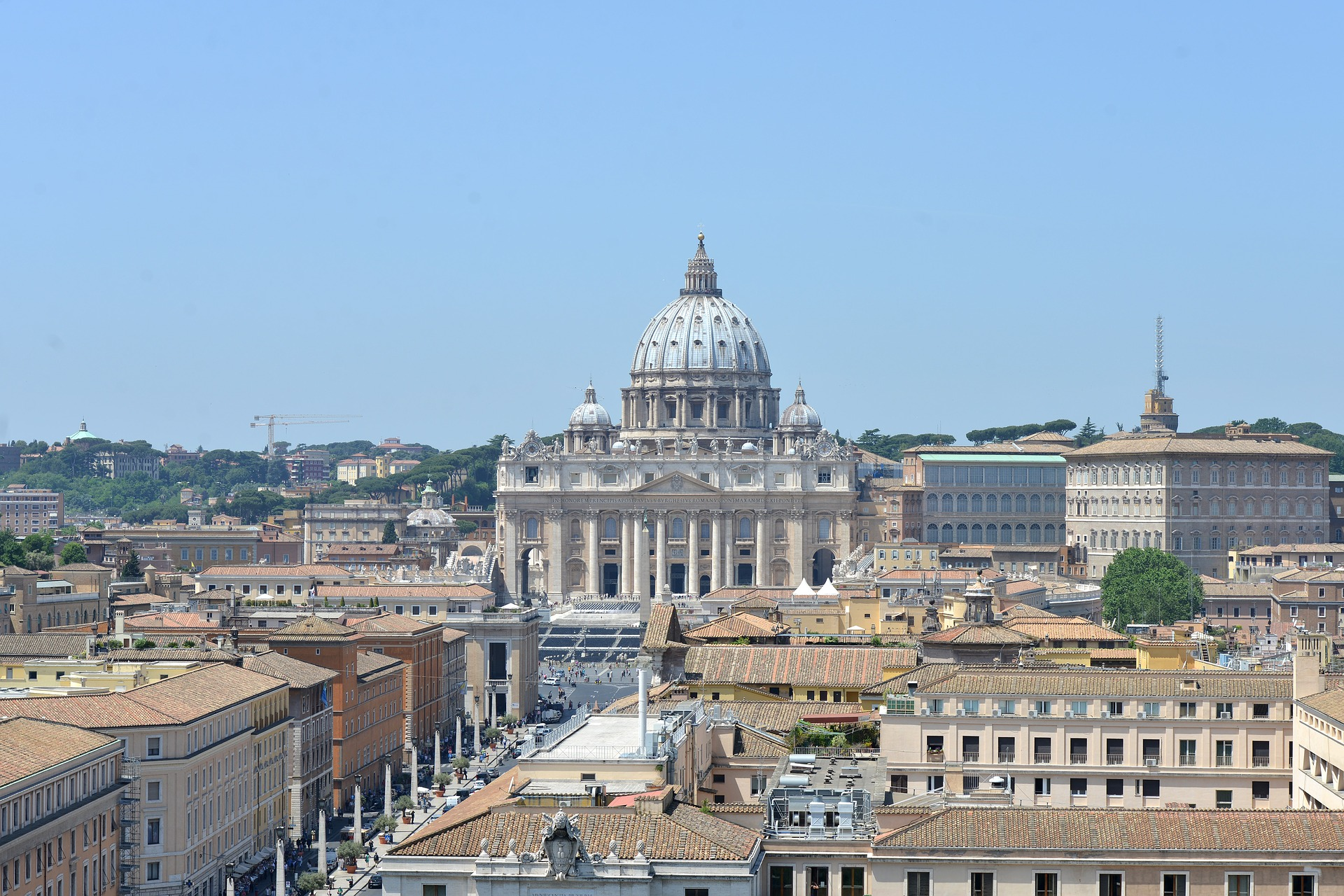 st-peters-basilica-2707204_1920