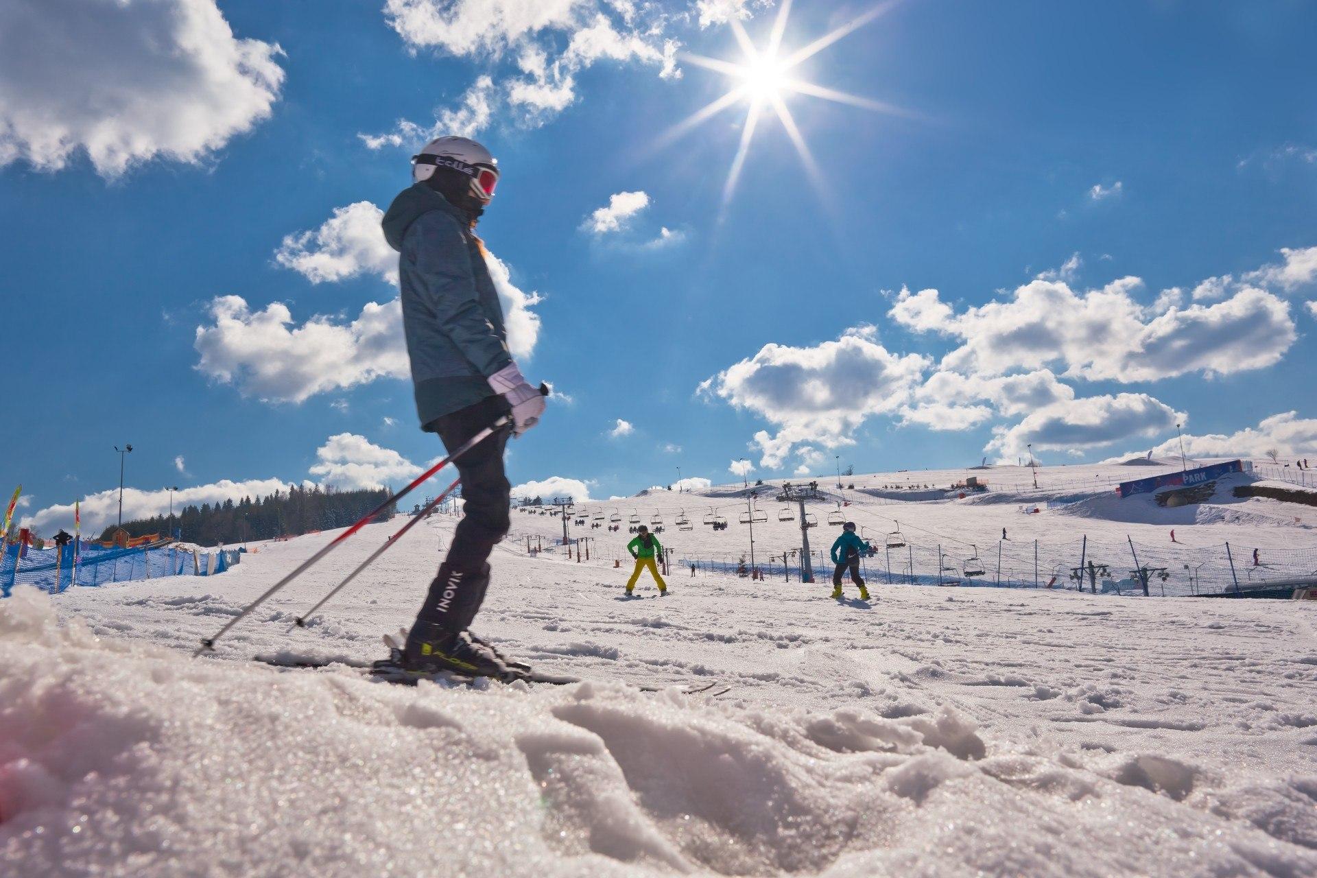 master ski 1